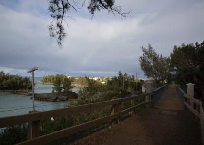 The Dark Past of Gibbet Island