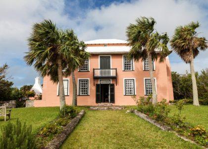 Bermuda's Favourite Haunts: Verdmont Cottage