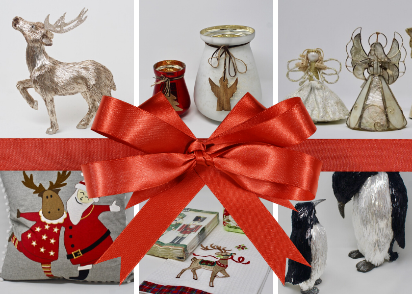Laura Farge-Lowe's 12 Favourite Christmas Things at Island Trading!