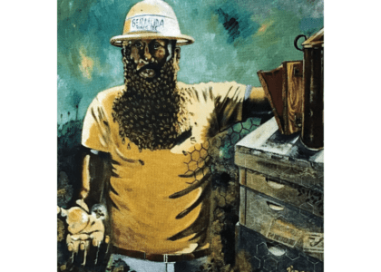 The Land of the Bees and Honey: The Sweet Life of Beekeeper Randolph Furbert