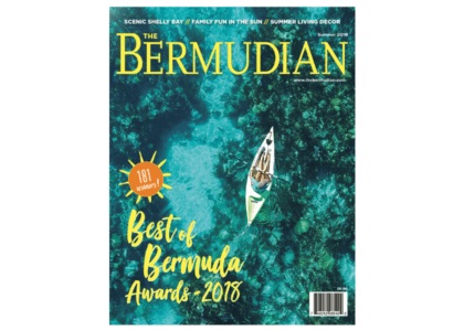 The Bermudian Wins Big at International Regional Magazine Awards