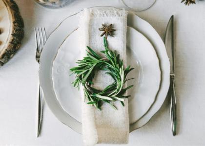 Making Christmas Plant Decorations by Elizabeth Jones