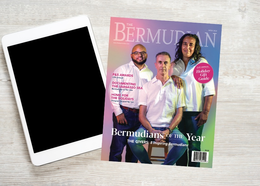 Subscribe to The Bermudian: Gift that Keeps on Giving!