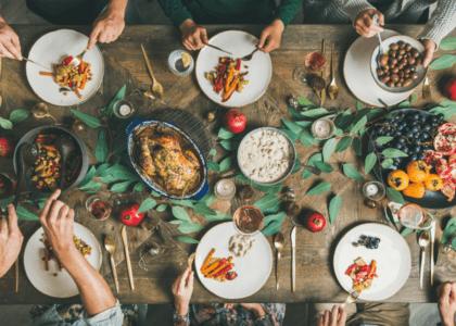 A Farm-to-Table Christmas Feast