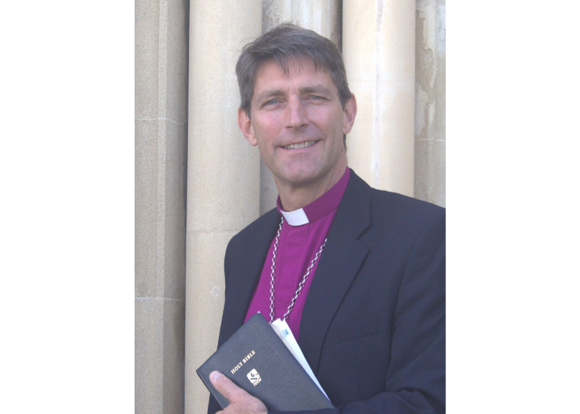 5 Christmas Things with Bishop Nick Dill
