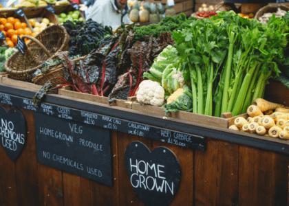 Shop Bermuda's Farmers' Markets Like a Pro