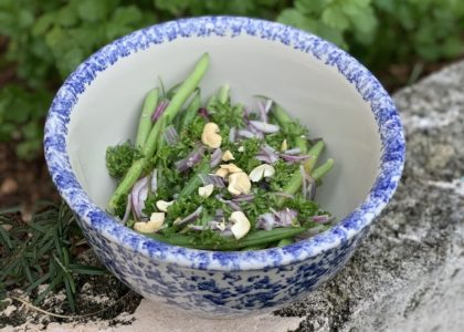 Dijon Green Bean Salad