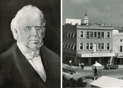 Bermuda's Oldest Business House: A History of the Venture that Became Gosling Brothers