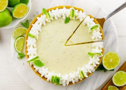 The Very Best Key Lime Pie
