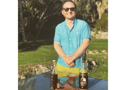 Checking in with John Lake, Bar Manager at Rosewood Bermuda