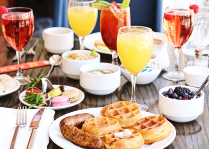 Five Fabulous Cocktails for Your Mother's Day Brunch