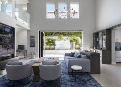 Residential Interior Design Winner: Vista Verde