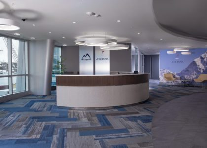 Commercial Interior Design Winner: Everest Re