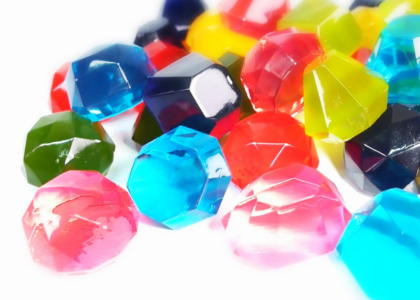 Bermuda Glass Candy