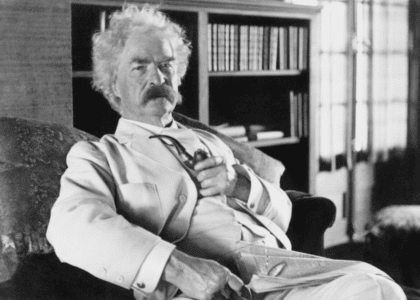 1936 Musings on Mark Twain in Bermuda