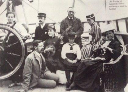The Story of Lady Brassey and St. John Ambulance