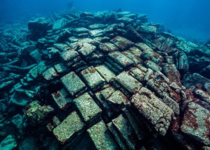 The History of The Constellation Shipwreck