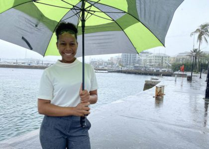 Bermuda Program Student Completes Joint Internship with BIOS and the Bermuda Weather Service