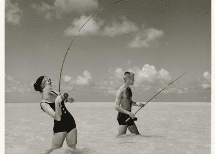 7 Vintage Bermuda Fishing Photos