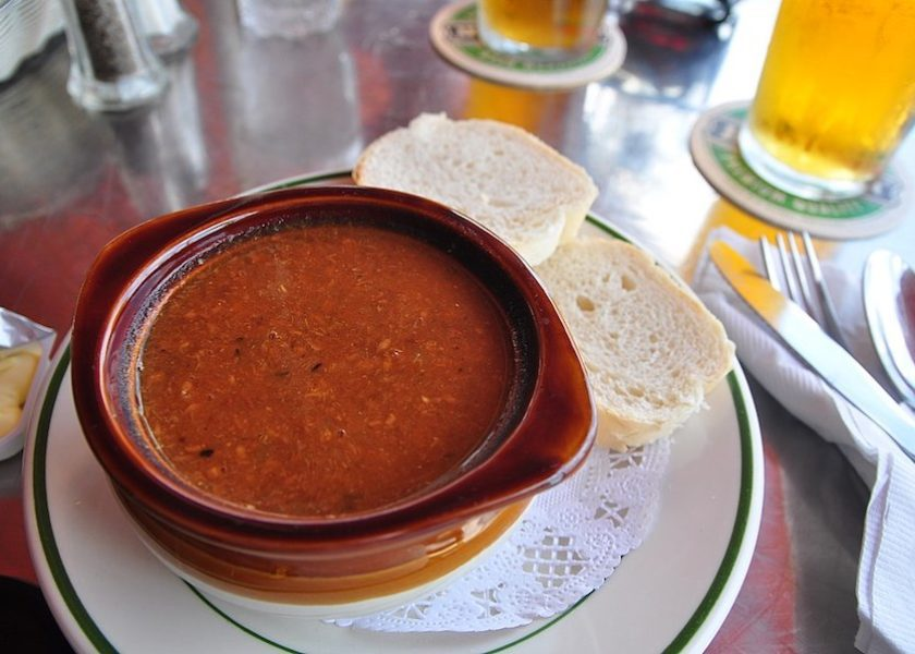 5 of the Best Places to Enjoy Bermuda Fish Chowder