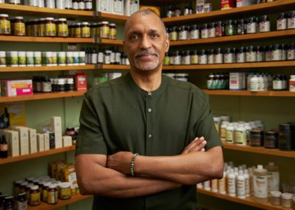 Dr. Sifu Reginald Cann of COHA HEALTH Talks Acupuncture for Better Health
