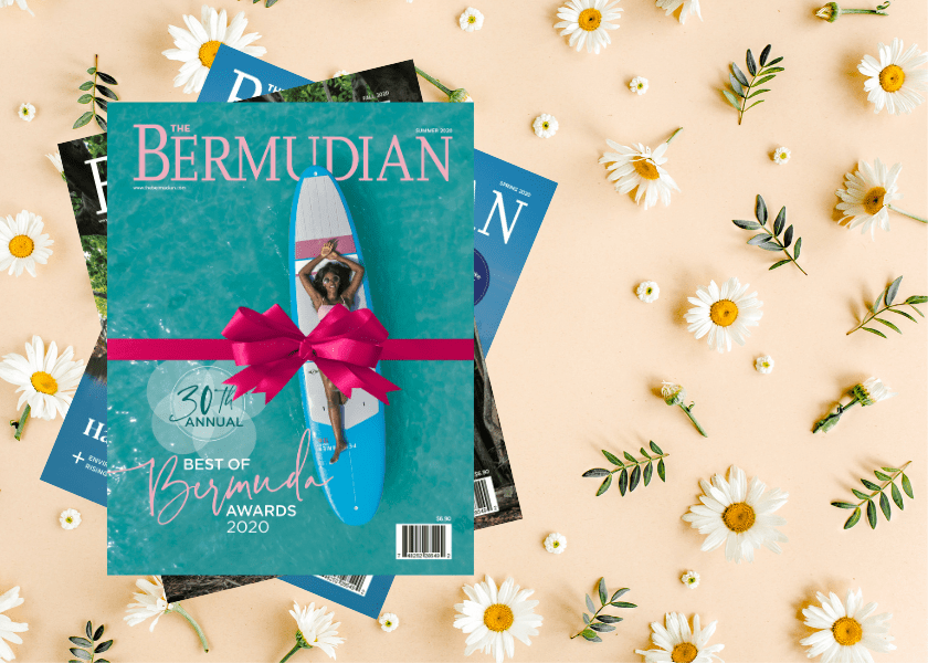 Subscribe to The Bermudian: 4 Issues for $29