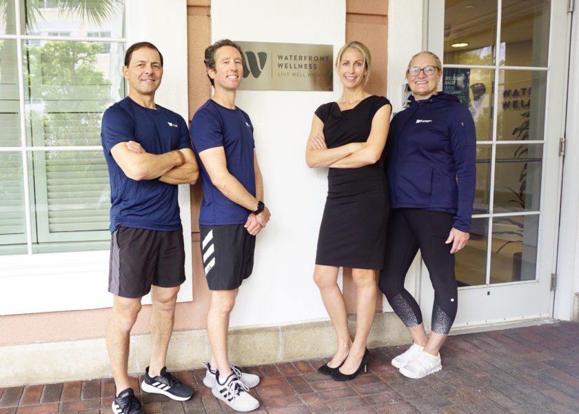Waterfront Wellness: Live Well With Us!