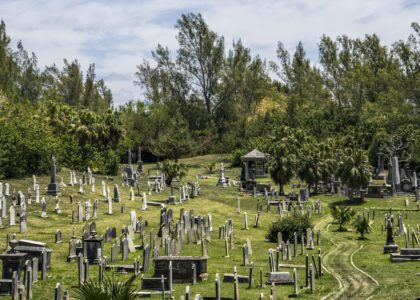 Discover the Bermuda National Trust Cemeteries of the West