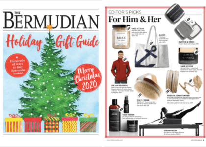 The Bermudian's Holiday e-Catalogue & Gift Guide