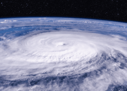 Climate Catastrophe: Stronger Storms