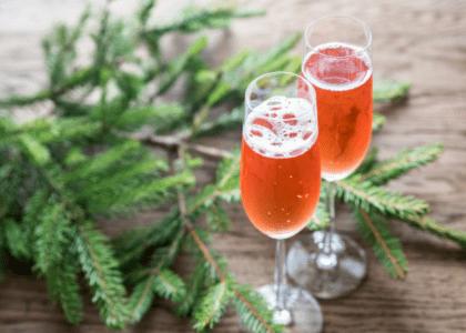 MARTINI & ROSSI® Sparkling Strawberry Rosé
