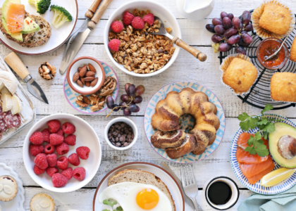 3 Easy Brunch Recipes with Ducktrap