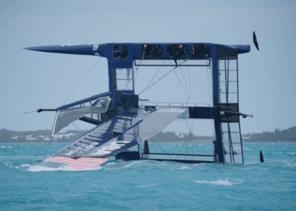 The Landlubber's Guide to SailGP: Uncle Covid Ruins the Party