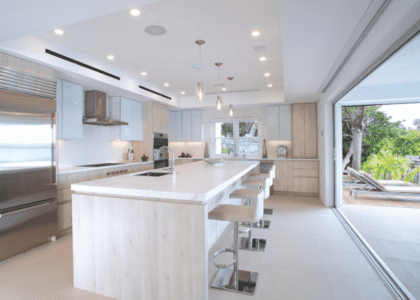 The BATE's Kitchen & Bath Award Winner: Shoreline