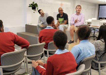 HSBC and Ignite's Bermuda Accelerator/Young Adult Entrepreneurial Internship Programme