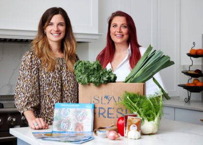 Island Fresh: The Women Behind Bermuda's First Recipe Subscription Box
