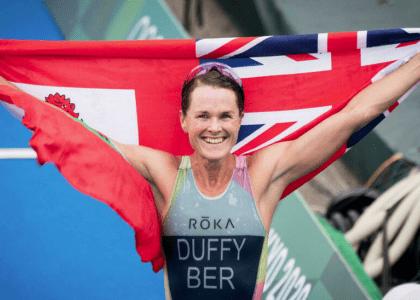 Flora Duffy: Bermuda's Golden Girl