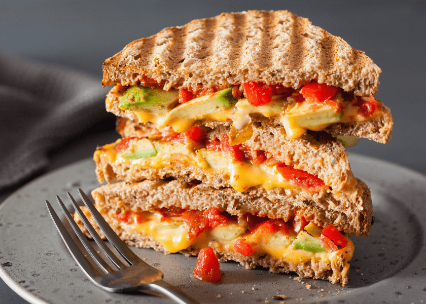 4 Fabulous, Melt-to-Perfection Grilled Cheese Sandwiches