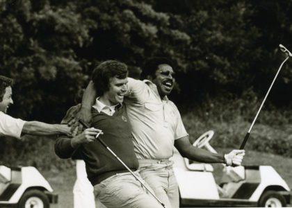 Vintage Golf in Bermuda